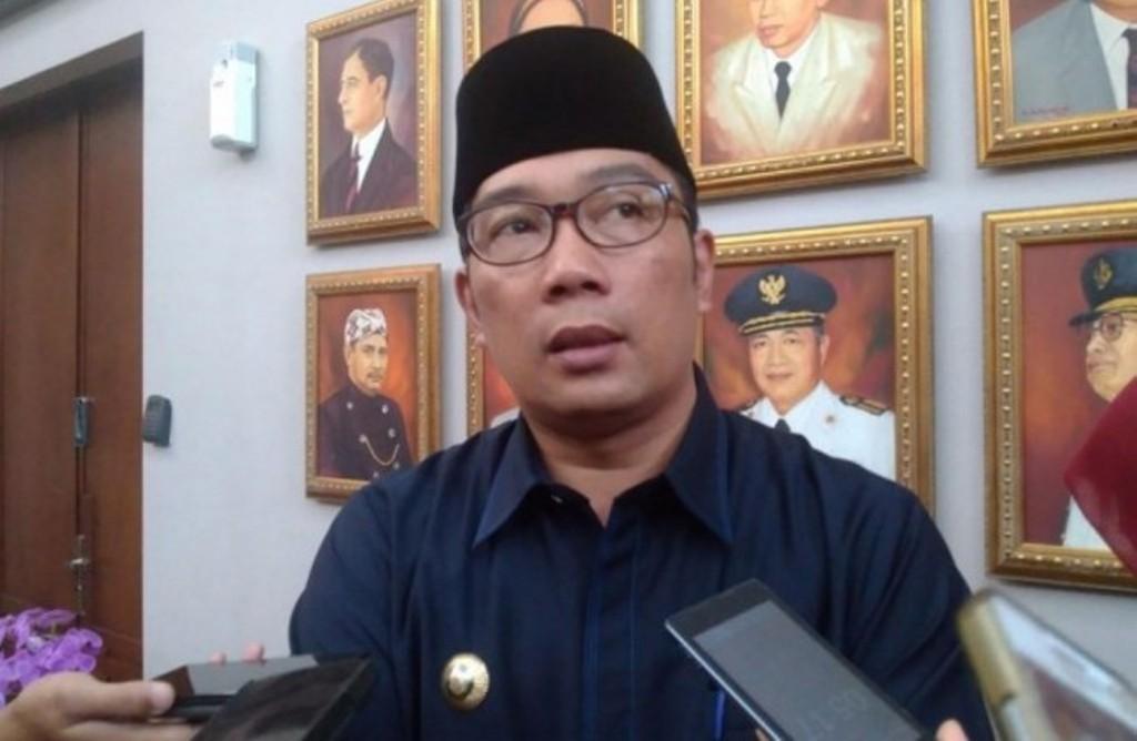 Calon Gubernur Jawa Barat, Ridwan Kamil. (Foto: Metrotvnews.com/Roni Kurniawan)