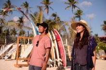 Marsha Timothy Butuh Empat Bulan Dalami Peran di Film Kulari ke Pantai