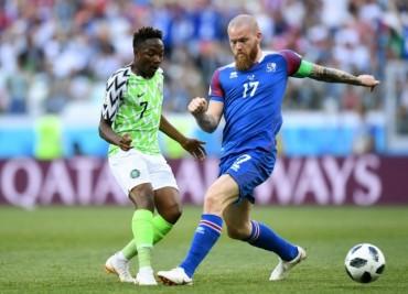 Gebuk Islandia, Nigeria Panaskan Persaingan Menuju 16 Besar