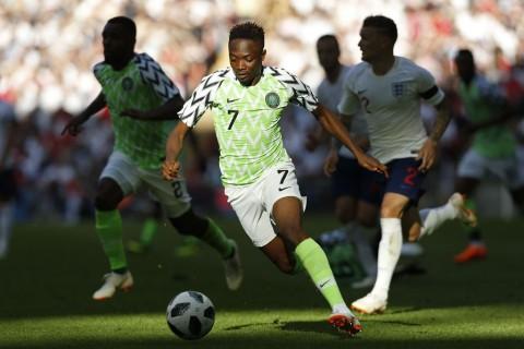 Bintang Laga: Ahmed Musa, Penyambung Nyawa Nigeria