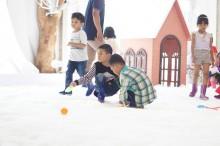 Sensasi Bermain Salju sambil Menikmati Keindahan Pantai Kuta