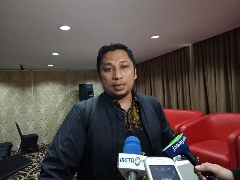 Direktur Pusat Studi Konstitusi (Pusako) Universitas Andalas, Feri Amsari - Medcom.id/Siti Yona Hukmana.
