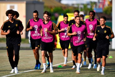 Fakta Menarik Jelang Belgia vs Tunisia