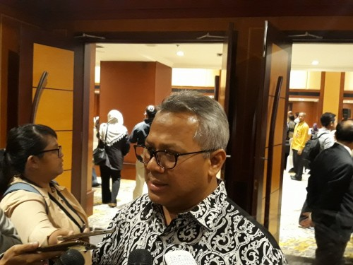 Ketua Komisi Pemilihan Umum (KPU) Arief Budiman -