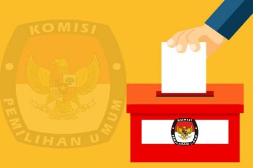 Ilustrasi kotak suara, Medcom.id - M Rizal