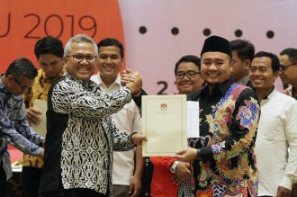DPS Pemilu 2019 Capai 186 Juta Orang