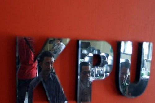 Ilustrasi KPU. Foto: Antara