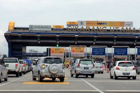 652 Ribu Kendaraan Kembali ke Jakarta