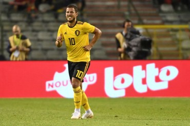 Bintang Laga: Hazard <i>the Belgium Dancer</i>