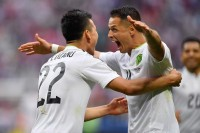 Babak I: Meksiko Unggul Sementara atas Korea Selatan