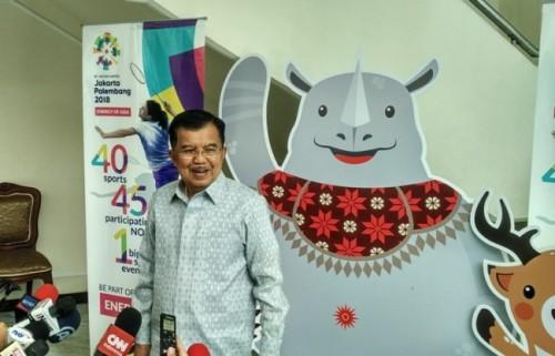 Wakil Presiden Jusuf Kalla. Foto: Medcom.id/Dheri Agriesta