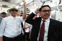 Gubernur Banten Bikin Heboh KRL Rute Rangkas Bitung-Jakarta