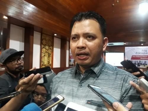 Direktur Eksekutif Poltracking Hanta Yuda. Foto: