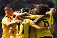 Belgia Libas Tunisia 5-2