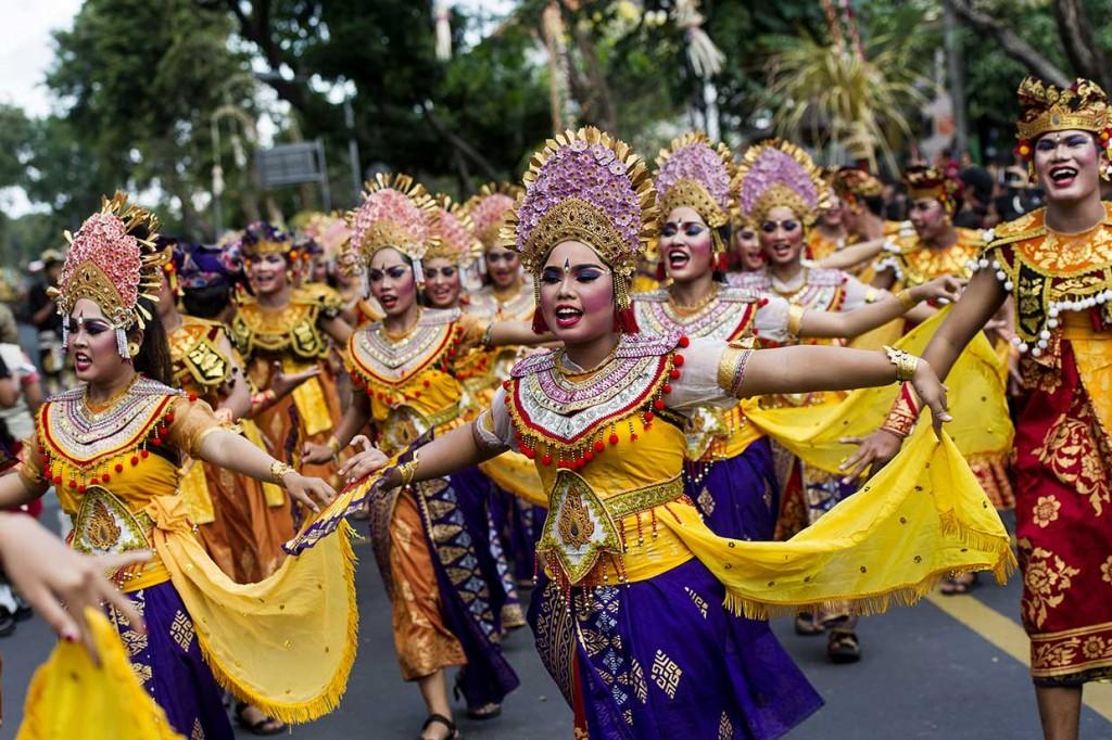 Pesta Kesenian Bali Tampilkan 271 Kelompok Seni