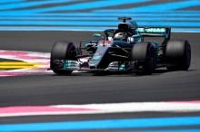 Rebut <i>Pole</i>, Awal Sempurna Hamilton di GP Prancis