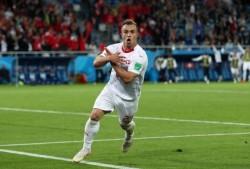 Berbau Politik, Selebrasi Gol Xhaka dan Shaqiri Diselidiki FIFA
