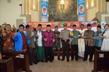 Polresta Tangerang Gelar Doa Bersama Jelang Pemilihan Bupati
