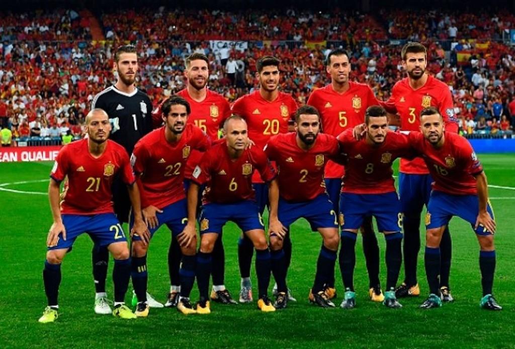 Skuat Timnas Spanyol