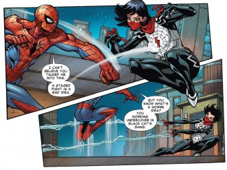 Sony Siapkan Spider-Man Silk