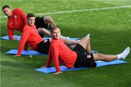 Kalah dari Swiss, Serbia Ajukan Banding ke FIFA