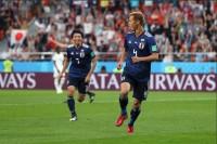 Keisuke Honda Hindarkan Jepang dari Kekalahan