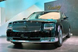 Toyota Century, 'Rolls Royce' Asal Jepang Siap Mengaspal