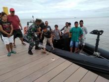 150 Wisatawan Dievakuasi dari Pulau Angso Duo Pariaman
