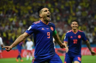 Kolombia Depak Polandia dari Piala Dunia