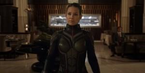 Pakai Kostum The Wasp, Evangeline Lilly Kesulitan Menyantap Makanan