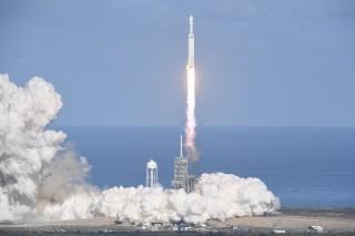 Angkatan Udara AS Percayakan SpaceX untuk Kirim Satelit Militer