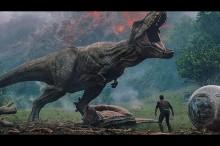 Dua Pekan Tayang, Jurassic World II Raup Rp9,9 Triliun