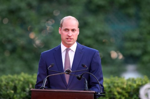 Pangeran William Awali Tur Timur Tengah
