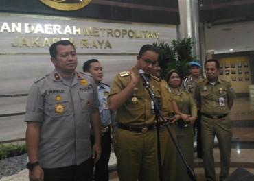 Gubernur DKI Puas dengan Pengamanan Arus Mudik 2018