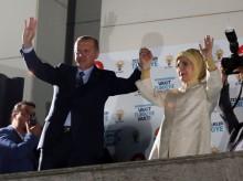 Erdogan Claims Victory in Turkey Presidential Polls