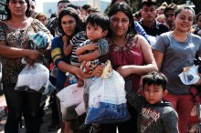 AS Tetapkan Pusat Reunifikasi Anak-anak Imigran
