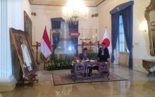 Indonesia-Jepang Sepakat Percepat Kerja Proyek Infrastruktur
