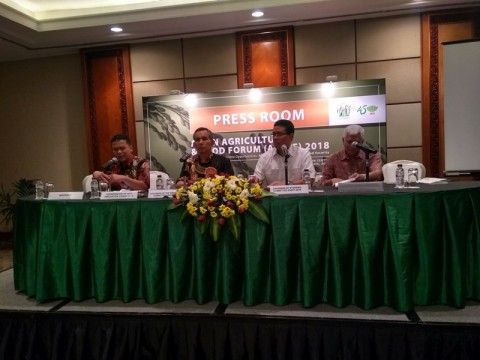 HKTI Bangun Ketahanan Pangan Asia Lewat Forum ASSF