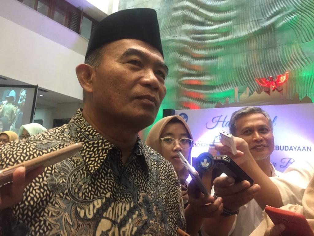 Menteri Pendidikan dan Kebudayaan, Muhadjir Effendy, Medcom.id/Intan Yunelia
