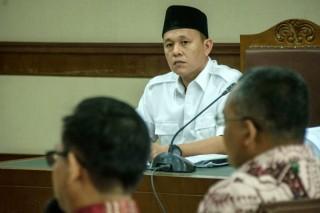 Bupati Lampung Tengah Pakai Uang Suap untuk Santunan