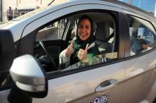 Larangan Mengemudi Dicabut, Wanita Arab Saudi Merasa Sangat Bebas