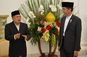 Wapres Kalla Bertemu SBY