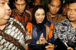 Tuntutan KPK Mengejutkan Bupati Rita