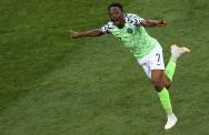 'Ancaman' Striker Nigeria kepada Lionel Messi