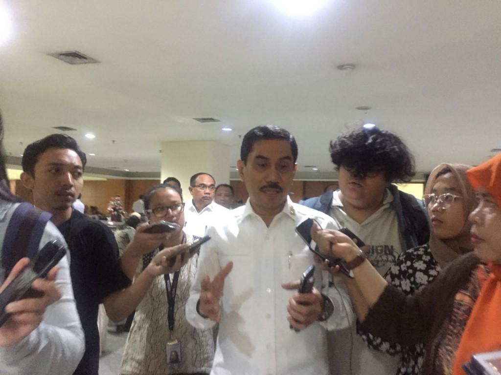 Kepala BNPT Komisaris Jenderal (Komjen) Polisi, Suhardi Alius, Medcom.id/Intan Yunelia.