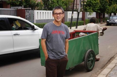 Marko Kusumawijaya Jadi Ketua TGUPP Bidang Pesisir