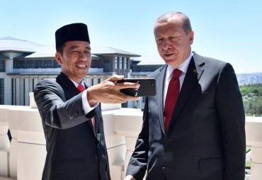 Jokowi Berharap Kerja Sama Investasi Indonesia -Turki Meningkat