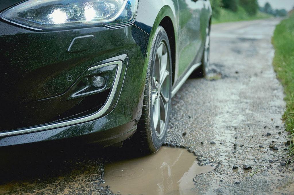 Ford bakal menggunakan fitur pendeteksi lubang jalanan di All New Focus. Ford