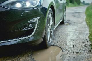 All New Ford Focus Dibekali Pendeteksi Jalan Berlubang