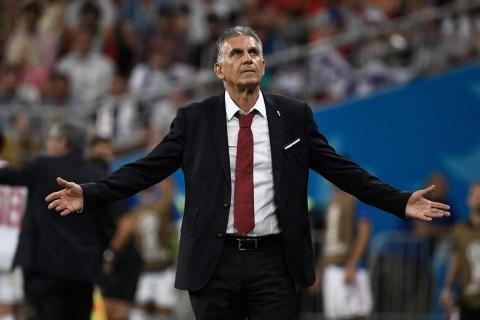 Ronaldo Terhindar Kartu Merah, Pelatih Iran Kecewa Kinerja Wasit